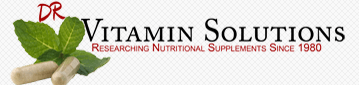 DR Vitamin Solutions Coupon Code