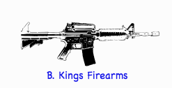 B. King's Firearms Coupon Code