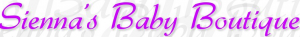 Sienna's Baby Boutique Coupon Code