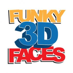 Funky 3D Faces Coupon Code