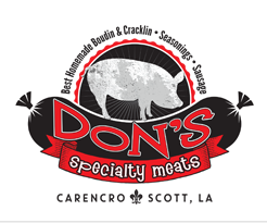 Don's Specialty Meats Coupon Code