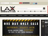 LAX Ammunition Coupon Code