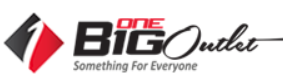 One Big Outlet Coupon Code