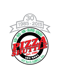 Pizza Shuttle Coupon Code