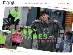 Fanjoy Coupon Code