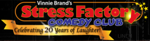 The Stress Factory Comedy Club Coupon Code